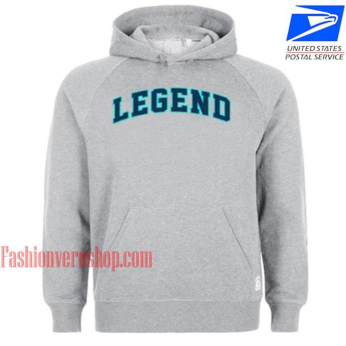 Legend HOODIE Unisex Adult Clothing