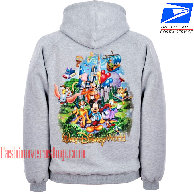 Mickey Mouse and Friends HOODIE - Unisex Adult Clothing