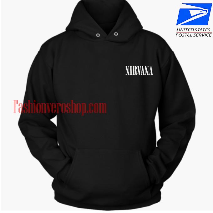 Nirvana HOODIE - Unisex Adult Clothing