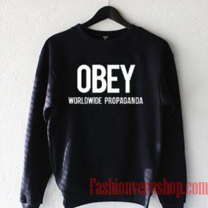 Obey Worldwide Propaganda Sweatshirt