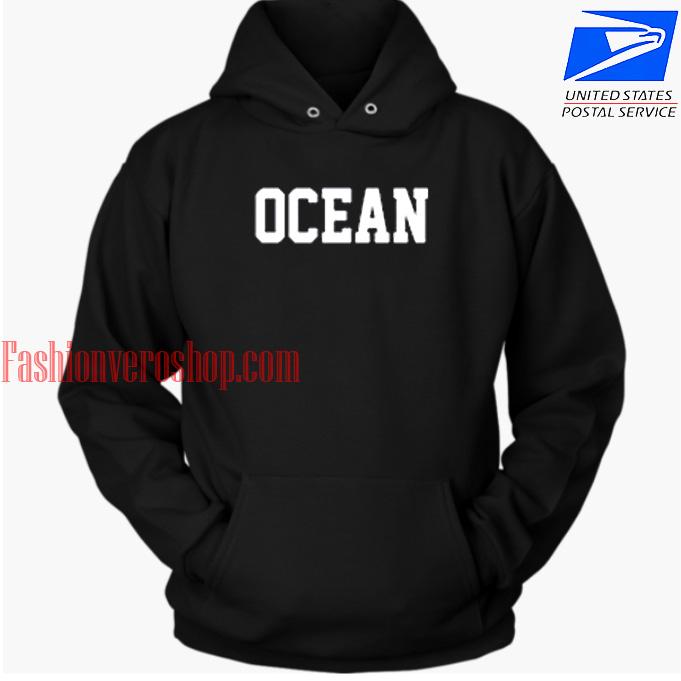 Ocean HOODIE - Unisex Adult Clothing