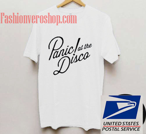 Panic At The Disco Unisex Adult T Shirt