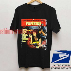 e0fbf20cc Pulp Fiction Vintage Unisex adult T shirt
