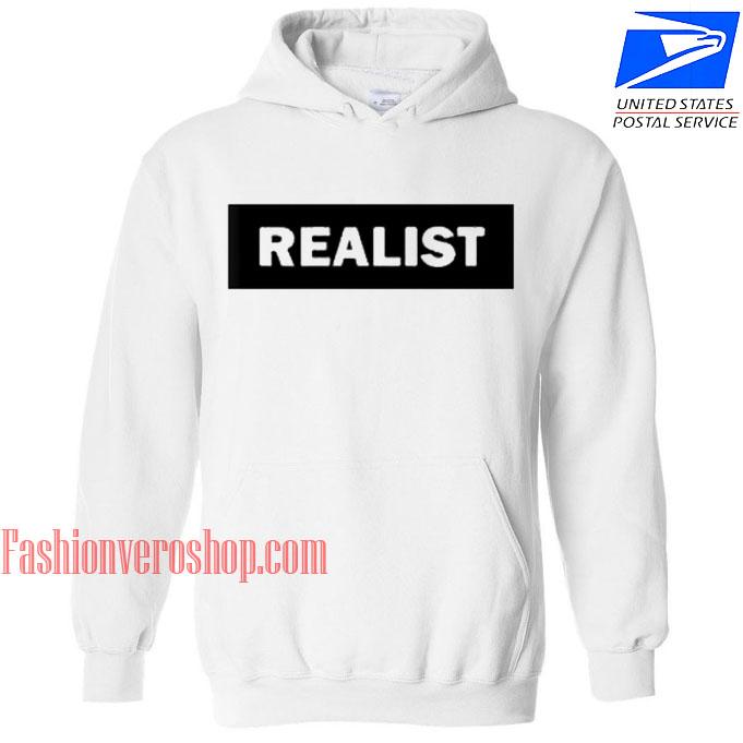 Realist HOODIE - Unisex Adult Clothing