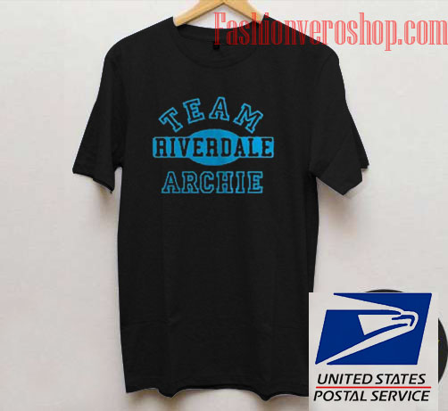 Riverdale Team Archie Unisex adult T shirt