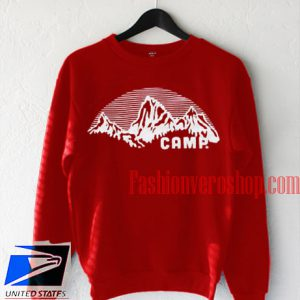 Rocky Mountain Camp Sweatshirt