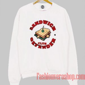 Sandwich Defender Club Sweatshirt
