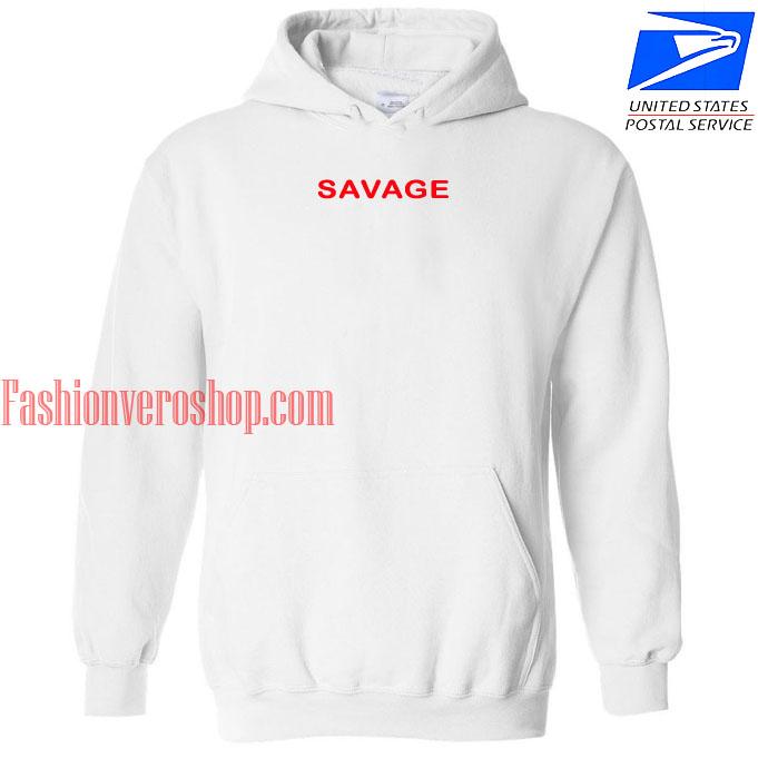 Savage HOODIE Unisex Adult Clothing
