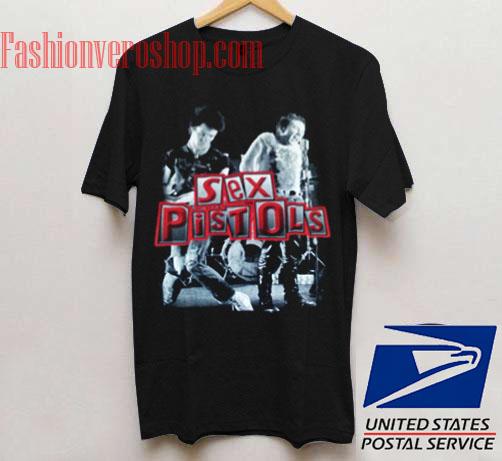 Sex Pistols Unisex adult T shirt