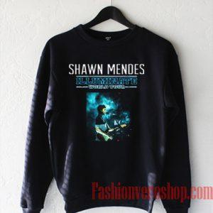 Shawn Mendes Illuminate World Tour 2017 Sweatshirt