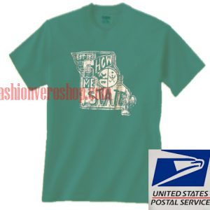 Show Me State Unisex adult T shirt