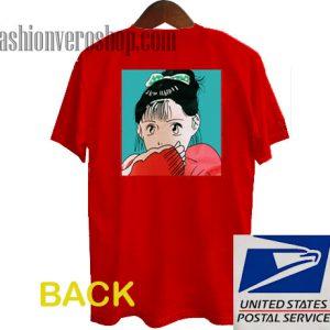 Shy Girl Unisex adult T shirt