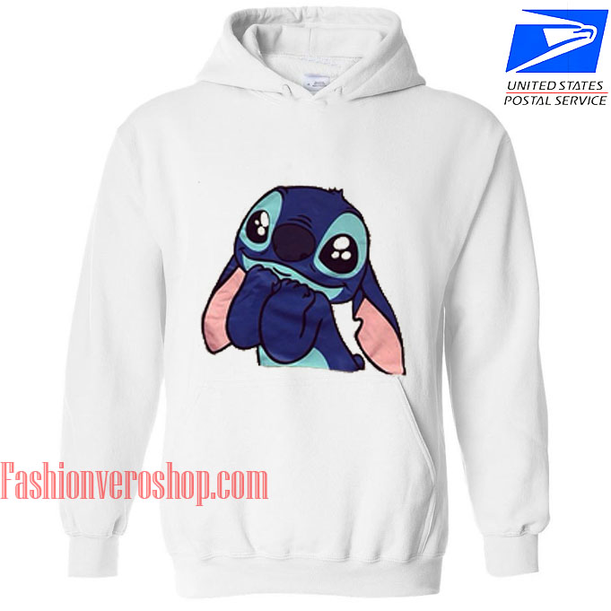 Stitch Funny HOODIE Unisex Adult Clothing