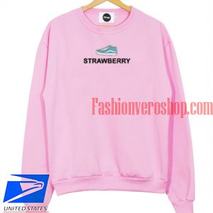 Strawberry Shoes Sweatshirt