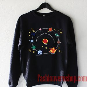 The Balance Of Celestials Sweatshirt