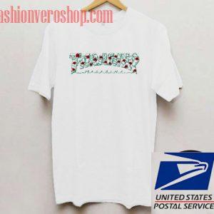 Thrasher Roses Unisex adult T shirt
