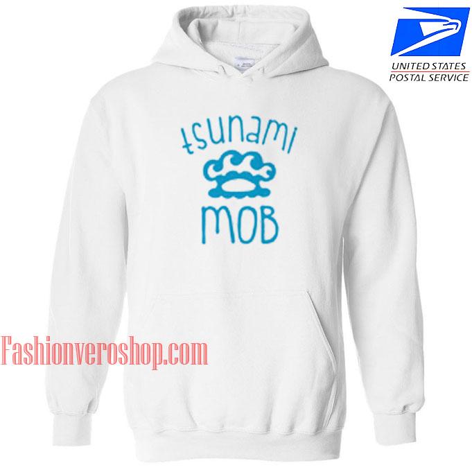 Tsunami Mob HOODIE - Unisex Adult Clothing