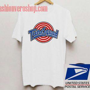 Tune Squad Unisex adult T shirt