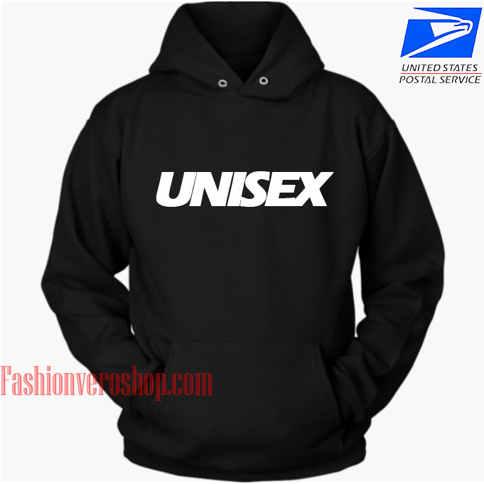 Unisex Font HOODIE - Unisex Adult Clothing