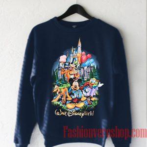 Vintage Disneyland Sweatshirt