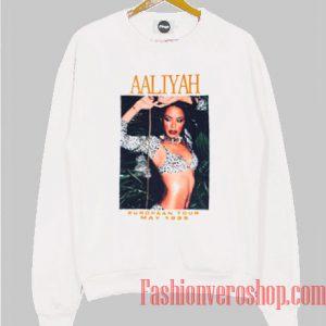 Aaliyah 1995 Sweatshirt