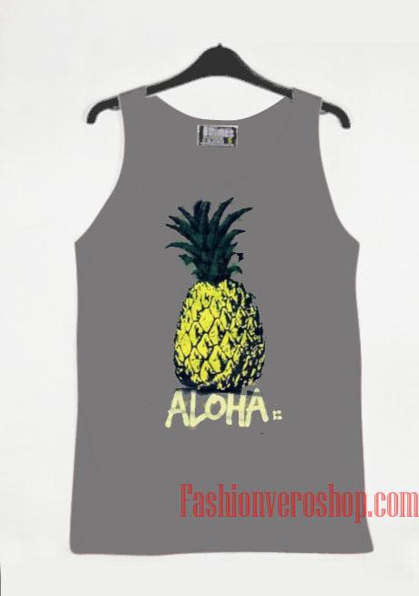 Aloha Pineapple Tank top