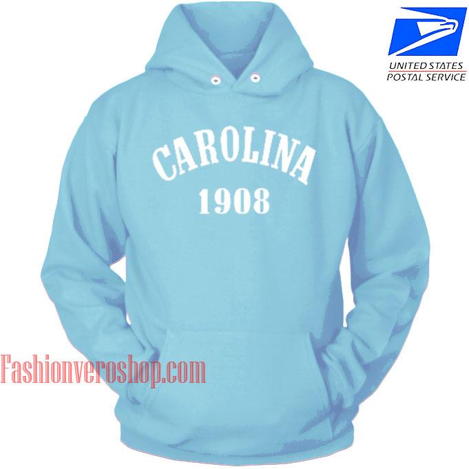 Carolina 1908 HOODIE - Unisex Adult Clothing