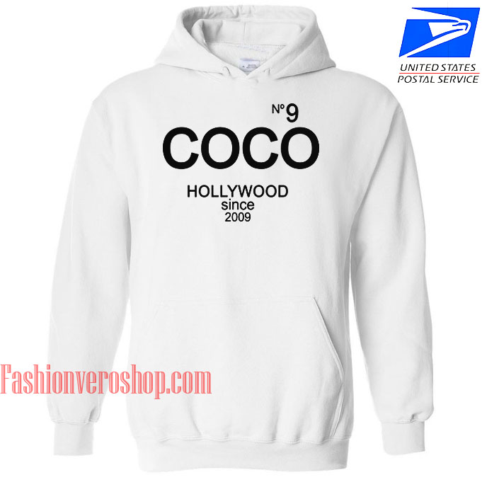 Coco Hollywood HOODIE - Unisex Adult Clothing