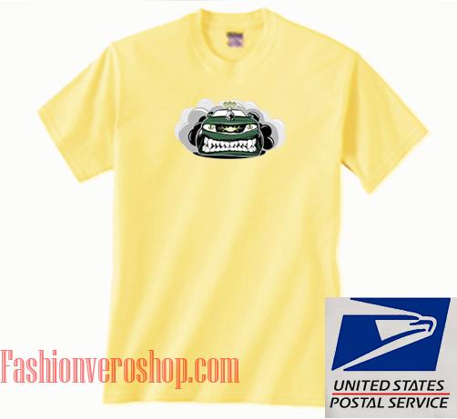 I.T. Movie Eddie's Eddy's Angry Car Unisex adult T shirt