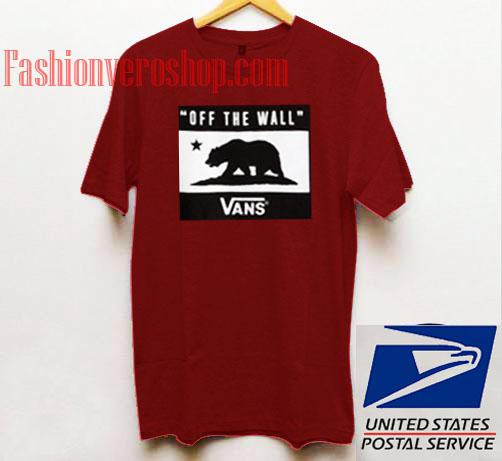 799c14b8028 Buy vans shirt red   OFF39% Discounts