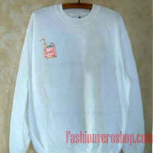 Peach Juice Sweatshirt