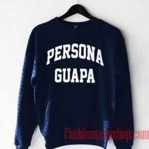 Persona Guapa Navy Sweatshirt