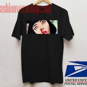 8e43dda38 Pulp Fiction Life is Boring Nosebleeds Unisex adult T shirt Archives ...