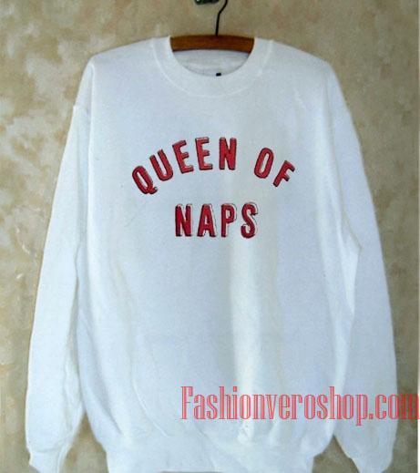 Queen Of Naps Sweatshirt