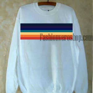 Rainbow 70's Sweatshirt