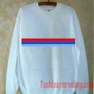 Rainbow Stripped Sweatshirt