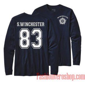 Sam Winchester 83 Sweatshirt