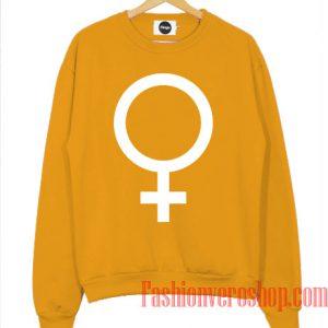Symbols Venus Sweatshirt