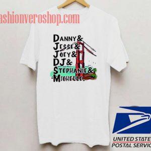 Tv Show Full House Unisex adult T shirt