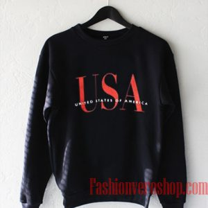 United States Of America Sweatshirt