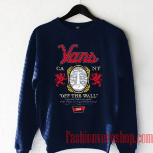 Vans Cold One Crew Sweatshirt