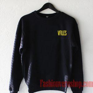 Vfiles Sweatshirt