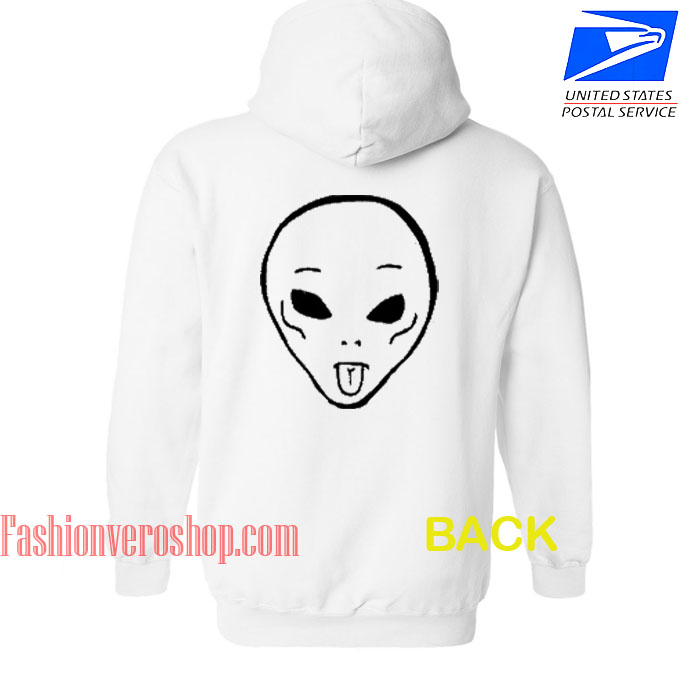 We Out Here Alien HOODIE - Unisex Adult Clothing