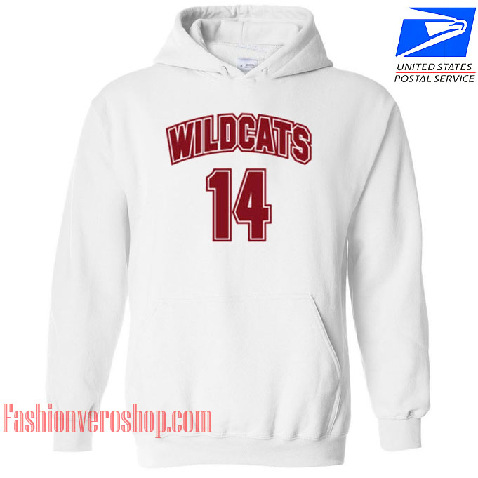 Wildcats 14 HOODIE - Unisex Adult Clothing