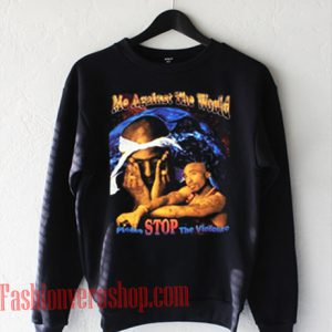 2 Pac All Eyes On Me Sweatshirt
