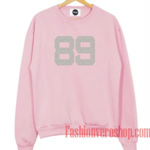 89 Number Sweatshirt