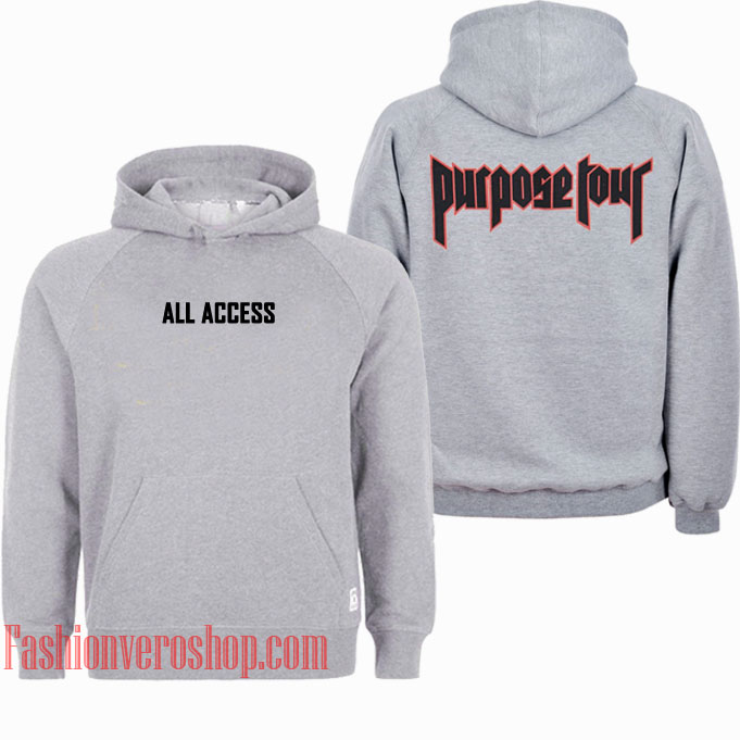 All Access Purpose Tour HOODIE - Unisex Adult Clothing
