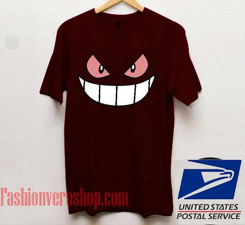 Shirt Unisex T Adult Amazingphil Gengar 5Rq4jL3A
