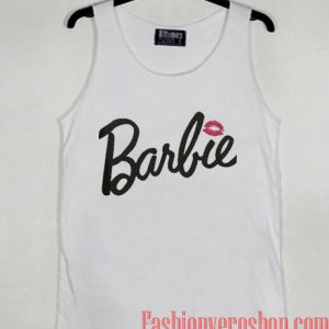 Barbie With Lips Tank top