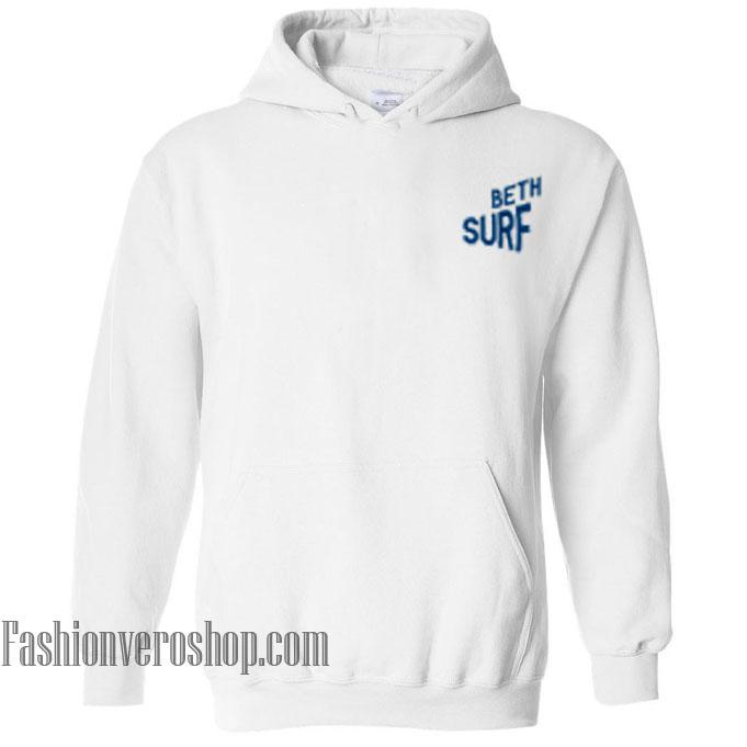Beth Surf HOODIE - Unisex Adult Clothing